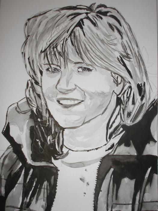 Anthea Turner by Coffee58